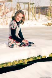 Snowy Princess 6 by CeeJa
