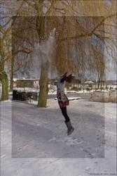 Snowy Princess 8 by CeeJa