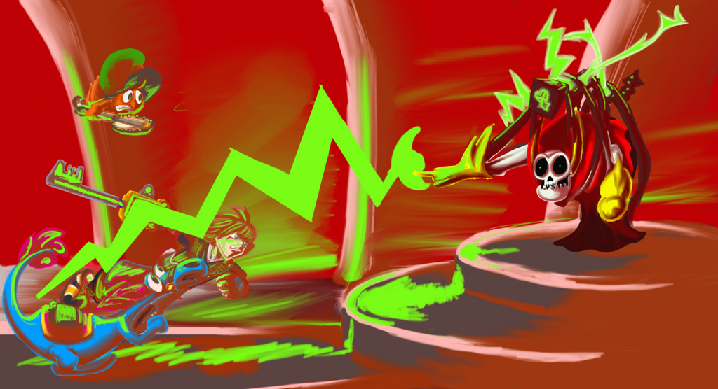Vs the Half-Heartless by Ginny-N