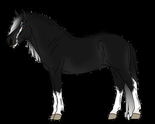 Horse Adoptable Design - OPEN by BlueLakeRanch