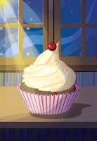 cupcake by tfilipova