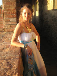 tyene sand cosplay by tfilipova