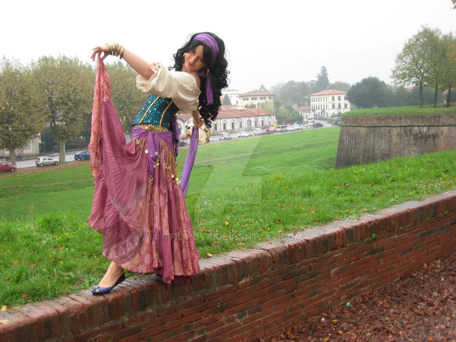 esmeralda cosplay 3 by tfilipova