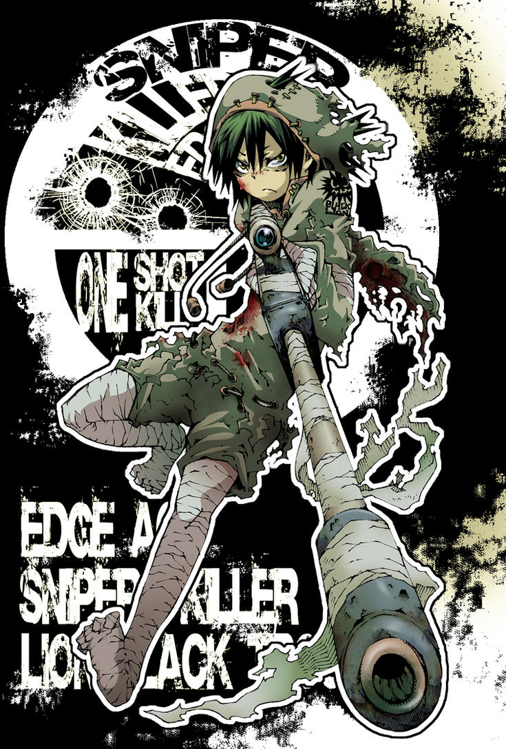 KillerEdge by redkamome