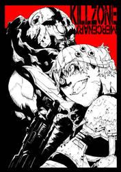 Killzone Comic by redkamome