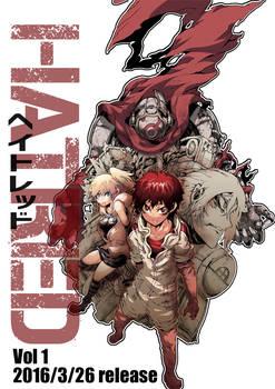 HATRED vol1