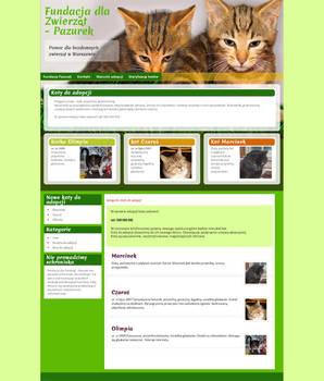 Wordpress template
