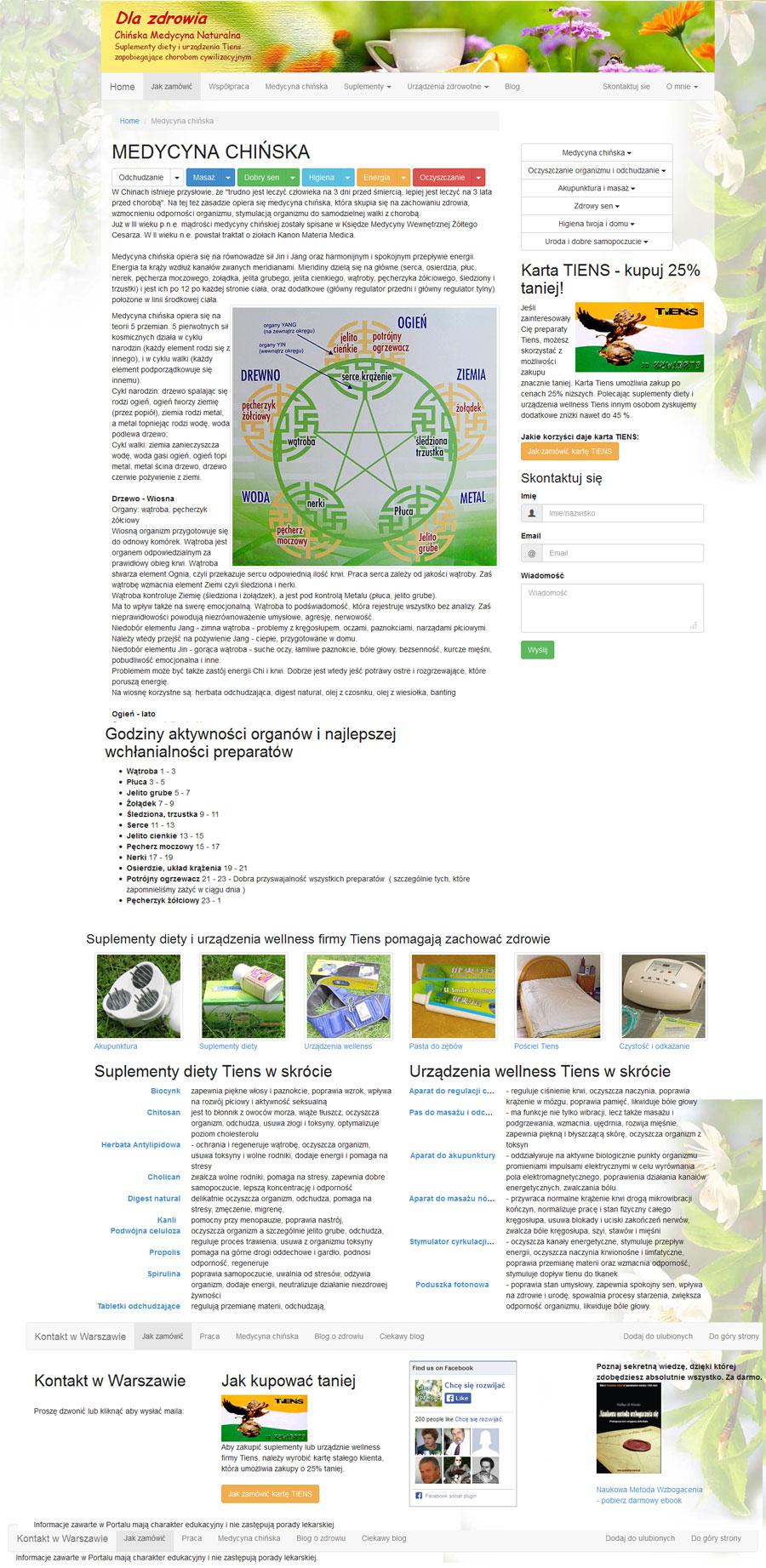html template by gosia-jasklowska