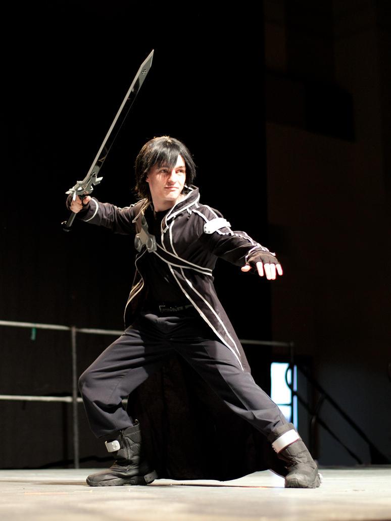 Sword Art Online: Kirito Mk 1 by loveshina