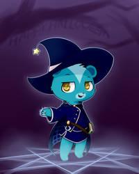 Spooky Sunil by Roxandasher