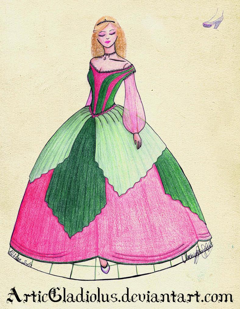 Cinderella by ArticGladiolus