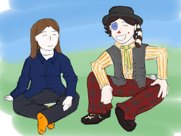 Jacqui and Jeffrey by rach-the-whit