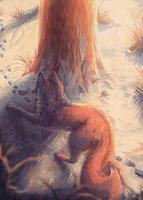 The footmark by Felix-fox