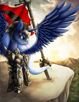 Luna Warrior