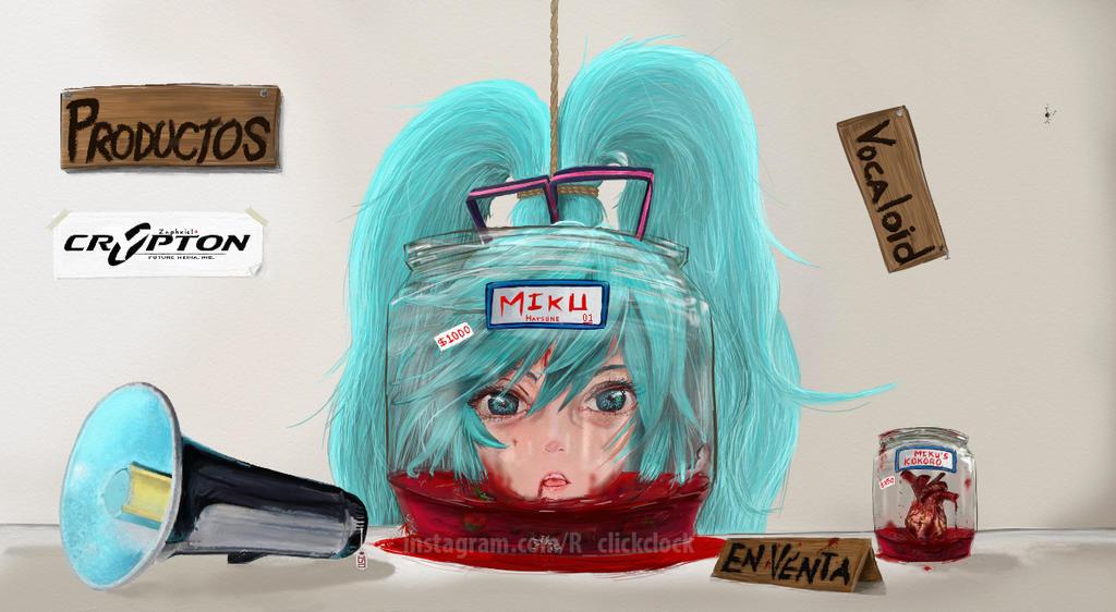 Miku Hatsune by jhonny17