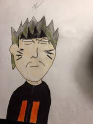 As Naruto becomes an old man