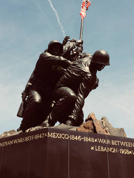 Memorial to the Brave