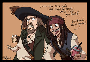 The Black Pearl ver. 2 by hanime87