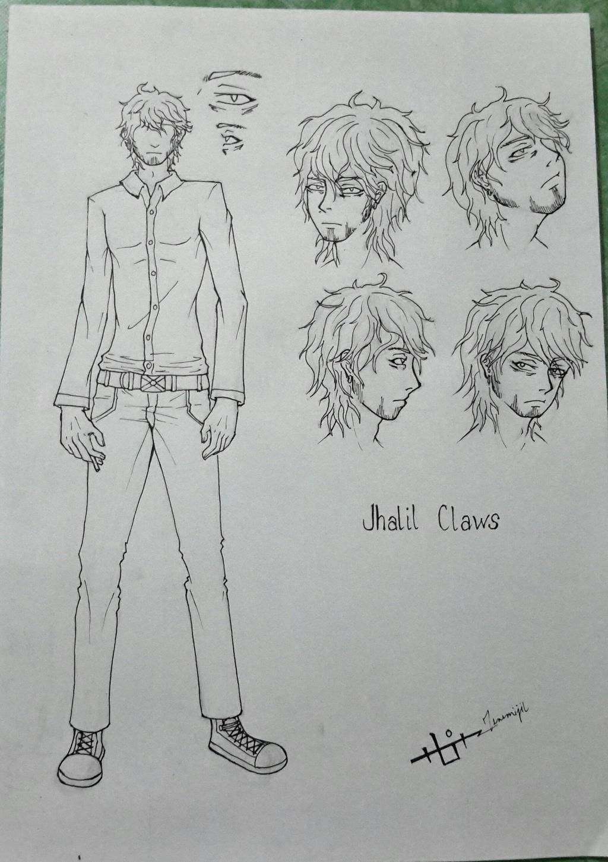 CDS Jhalil Claws