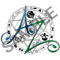 Neo Art Zeal logo by Zenemijil