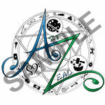Neo Art Zeal logo