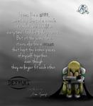 [AZ] Defiant: Gift x Curse by Zenemijil