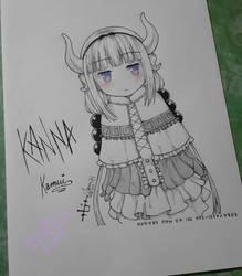 Fanart - Kanna