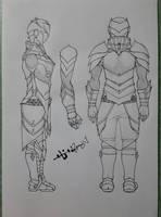 CDS Emil's Armor 2 by Zenemijil