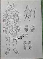 CDS Duke's Yashou Form 1 by Zenemijil