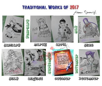 2017 art stuff