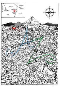 [D1] Dimatagpuan Region Map
