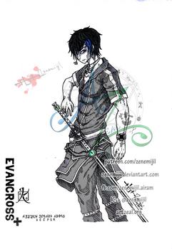 [D1] Evancross (digi version)