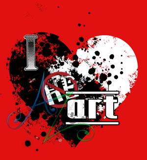 'I art' design