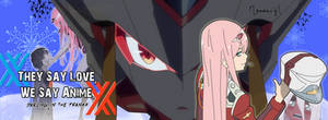 TSLWSA cover - Darling in the FranXX [Zero Two]