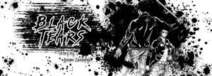 Black Tears Banner