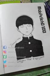 Mob fan art by Zenemijil