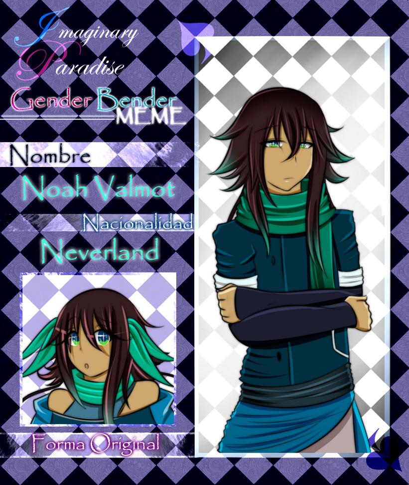 IP - Gender bender meme - [Neverland] by Tsubey