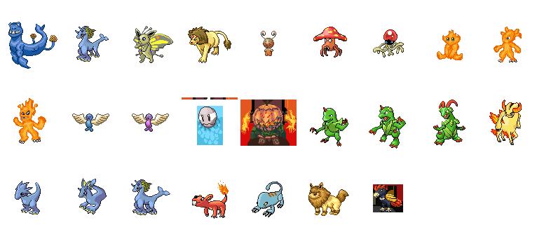 Pokemon Diamond Starters