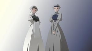 Leysritt and Sella (Fate/stay night)
