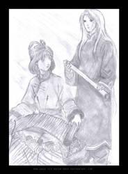 Keiki and Youko by aqua-ice-water-drop