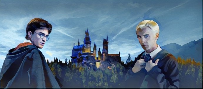 Hogwarts by Potter-Malfoy29