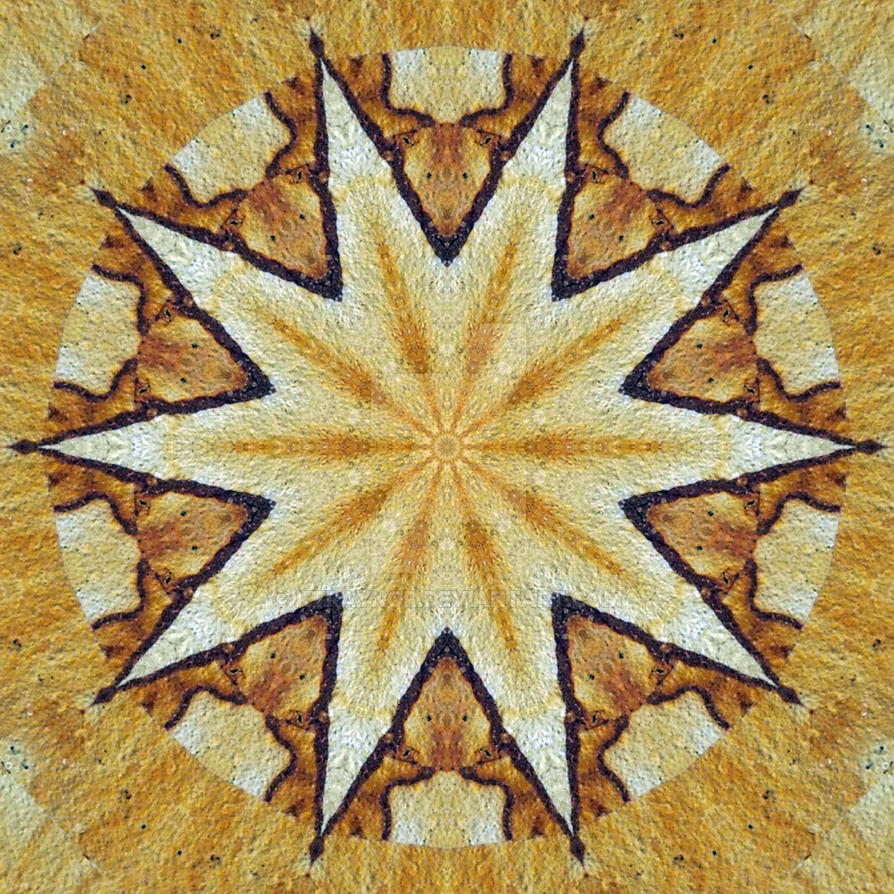 Sandstone Sun by ktraynor