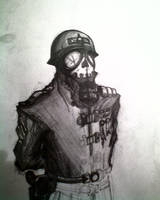 Gas Mask by Gjomlez
