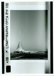 Milwaukee Calatrava Art museum extension by photozz
