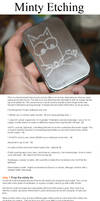 Minty Etching Tutorial by photozz