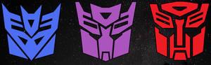 Autobots + Decepticons