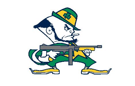 Notre Dame Fighting Irish by unusable
