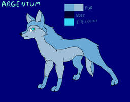 Argentum Reference by Fenris0604