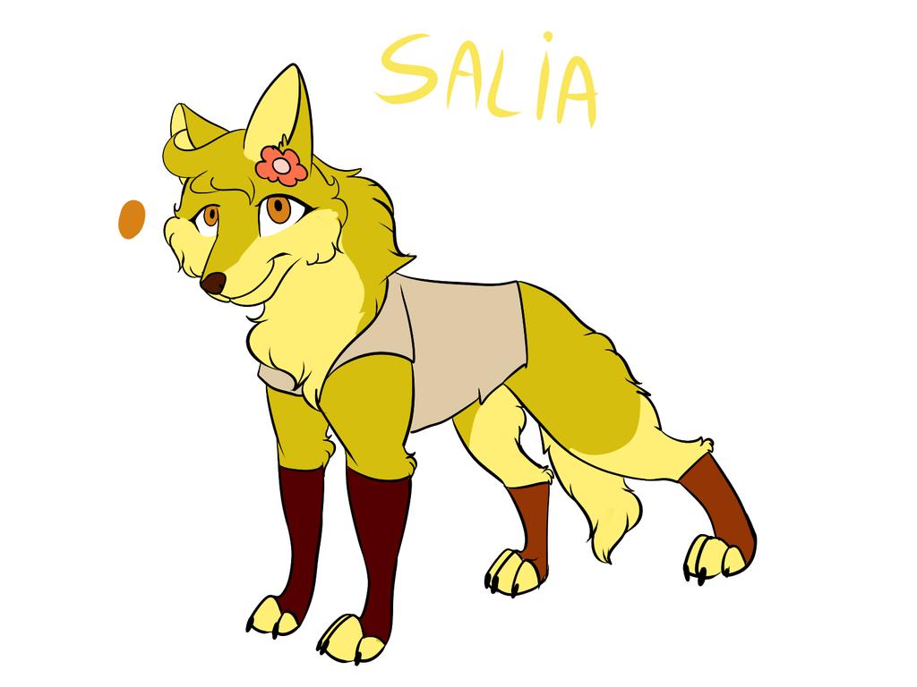 Salia by CinusTheHuskyWolf02