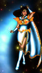 Realistic Sailor Solarion by JoJiaMystie